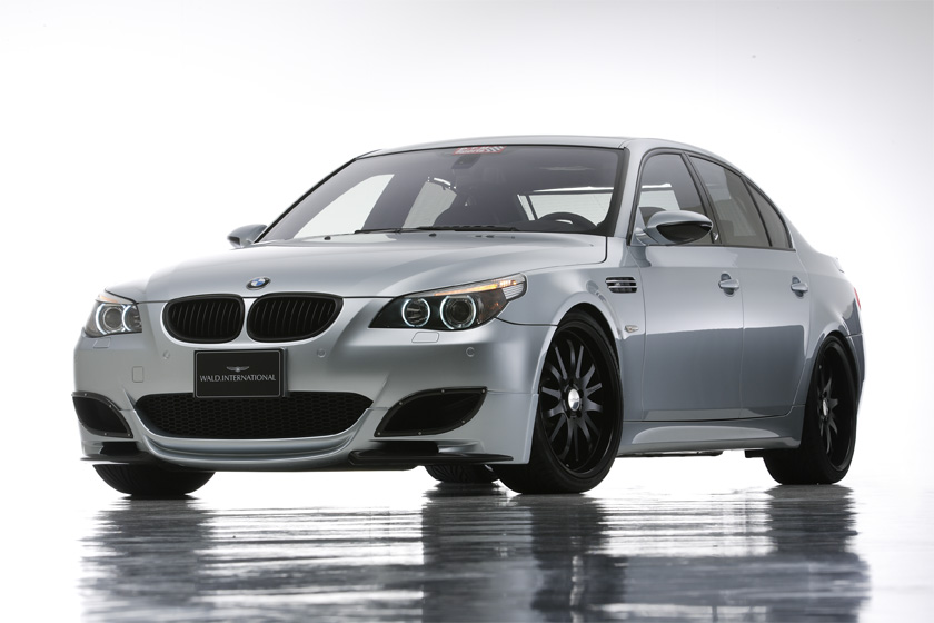 WALD BMW M5 E60 Sports Line 04y~|BALLERS【ボーラーズ】